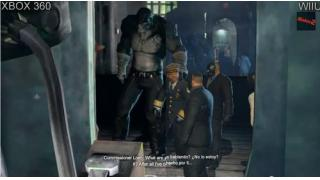 『バットマン:アーカム・ビギンズ』の比較動画が公開 「WiiUの方が優れてる!」などのコメント