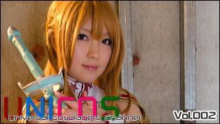 Universal costume player's「UNICOS」Vol.002  なの @Japan