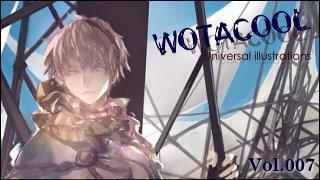 ユニバーサルイラストレーションズ「WOTACOOL」 Vol.007 LIN+ @Singapore