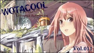 ユニバーサルイラストレーションズ「WOTACOOL」 Vol.011 ooi choon liang @Malaysia