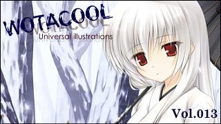 ユニバーサルイラストレーションズ「WOTACOOL」 Vol.013 YUKU @Japan