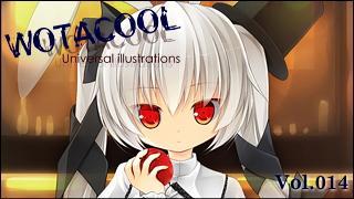 ユニバーサルイラストレーションズ「WOTACOOL」 Vol.014 YUKU @Japan