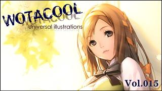 ユニバーサルイラストレーションズ「WOTACOOL」 Vol.015 KKUEM @Korea