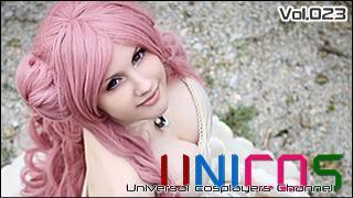 Universal costume player's「UNICOS」 Vol.023  Mizukishou @Germany part.1