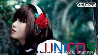 Universal costume player's「UNICOS」 Vol.026  Alodia @Philippines