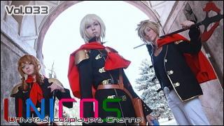 Universal costume player's「UNICOS」 Vol.033  m@gnum44 @Ukraine part.3