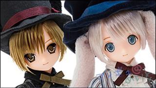 フィギュ@めいと [figure@mate]  figure.047 えっくす☆きゅーと ふぁみりー 「Alice's Tea Party 3月のお茶会」