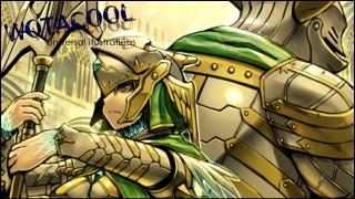 Universal illustration's WOTACOOL+ 「背中合わせの戦い」