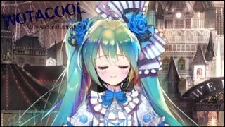 Universal illustration's WOTACOOL+ 「ゴスロリのミク☆リン」
