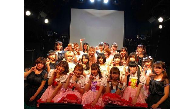 3月12日 IGLライブご来場ありがとうございました。 光担当 七光美咲