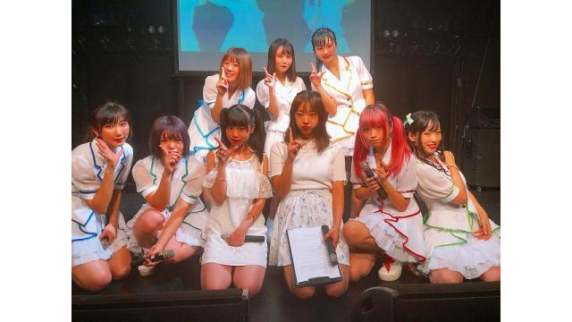 9月10日 IGLライブご来場ありがとうございました。 光担当 七光美咲