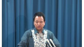 甘利明内閣府特命担当大臣 閣議後定例記者会見(6月4日)
