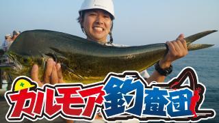 【レポート】カルモア釣査団 サマフェス企画!