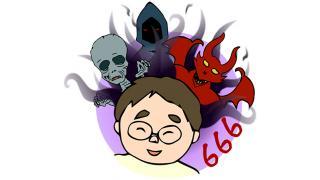 """5/28(木)リュウジのMO生活にて Special Match """"666 Number of the Beasts""""開催!"""