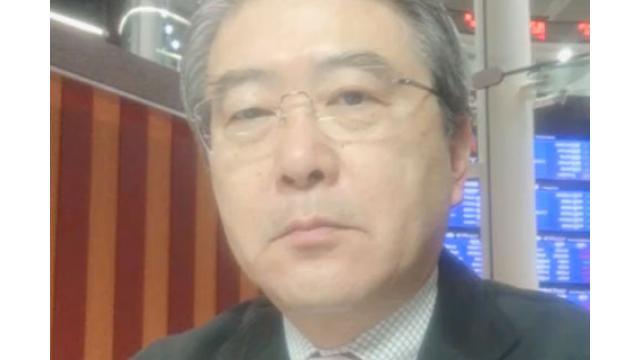 【01月18日】日経平均株価 18,894.37 +80.84【櫻井英明のEIMEI.TV】