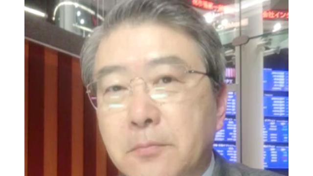 【03月22日】日経平均株価 19,041.38 -414.50【櫻井英明のEIMEI.TV】