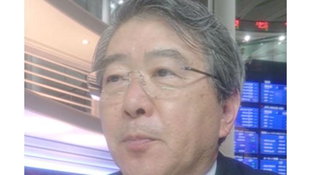 【05月31日】日経平均株価 19,650.57 -27.28【櫻井英明のEIMEI.TV】