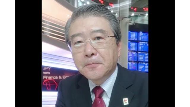 【10月25日】日経平均株価 21,707.62 -97.55【櫻井英明のEIMEI.TV】
