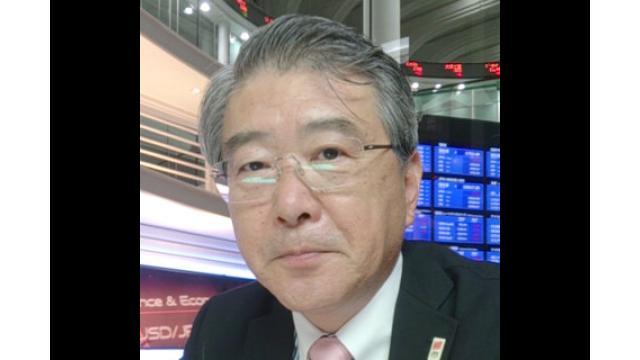 【7月25日】日経平均株価 22,614.25 +103.77【櫻井英明のEIMEI.TV】