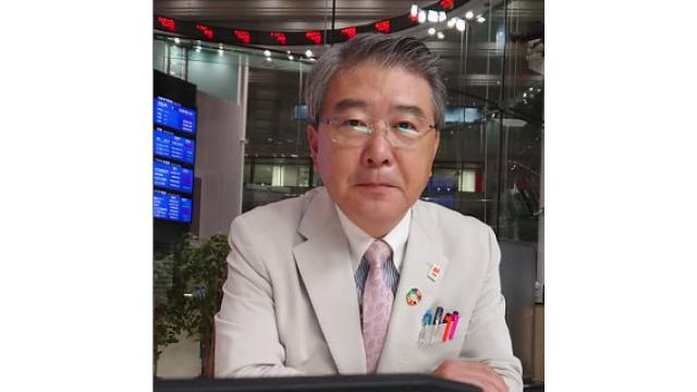 【8月29日】日経平均株価 22,848.22  +34.75【櫻井英明のEIMEI.TV】