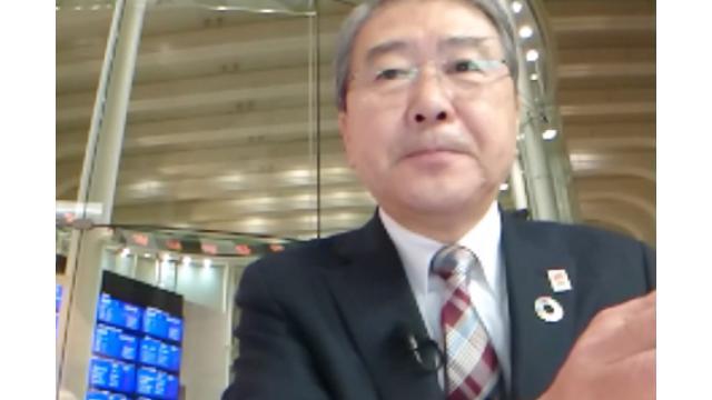 【04月17日】日経平均株価 22,277.97 +56.31【櫻井英明のEIMEI.TV】