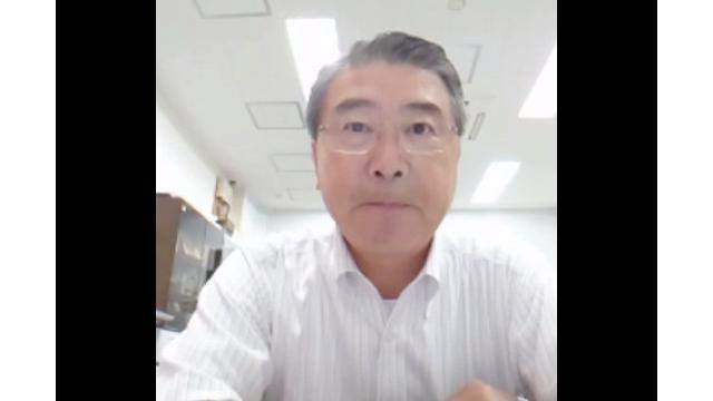 【07月29日】日経平均株価 21,616.80 -41.35【櫻井英明のEIMEI.TV】