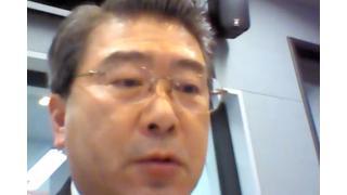 【04月22日】日経平均株価 14,388.77 -123.16【櫻井英明のEIMEI.TV】