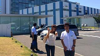いすゞ自動車藤沢工場に行ってきました!