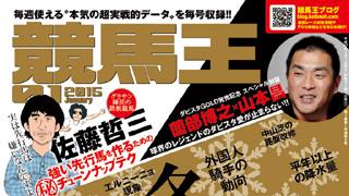 【2014/12/22】 有馬記念、ホープフルS、阪神Cの登録馬、究極コース攻略、過去3年完全データ、競馬王ライター陣の注目馬などを先行公開!