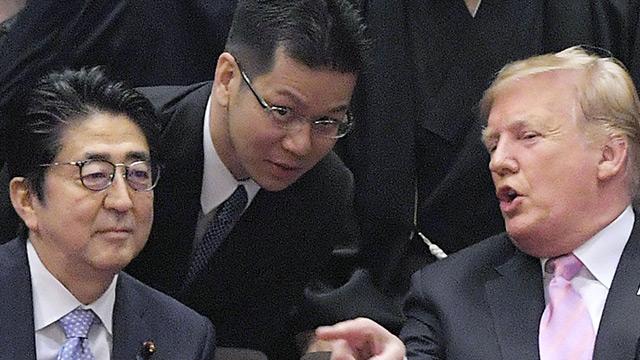 「政治家にならないか」 トランプがスカウトした日本人官僚