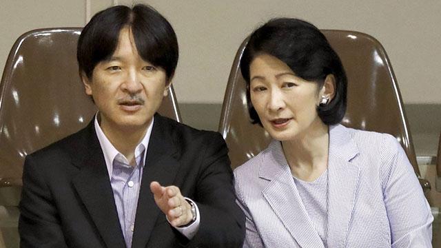 秋篠宮家職員が次々に辞めている  10人の宮務官が7人に