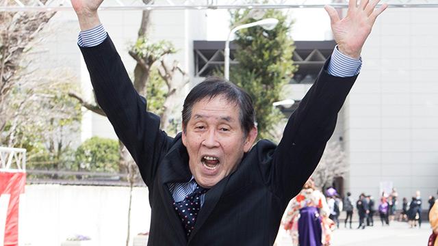 欽ちゃん79歳の人生どこまでやるの!? 第21回「東貴博へ贈る言葉」