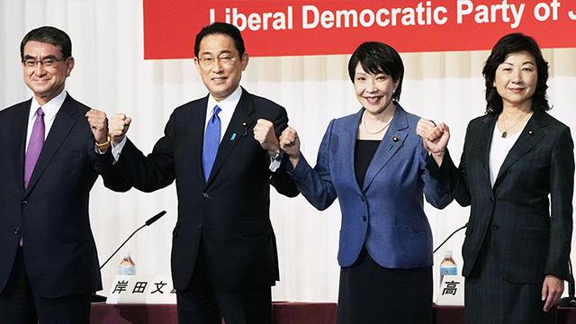 岸田総理で自民大分裂 河野vs.安倍〈全暗闘〉