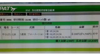 先週の的中報告 ~高松宮記念から平場まで BIG HIT の嵐!?~