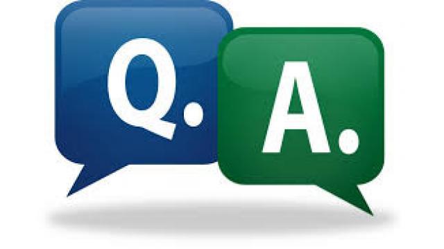 Q&A 大事な話