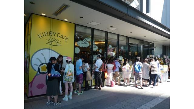 カービィ大好きの編集部員たちがカービィカフェ東京に行ってきたよ!
