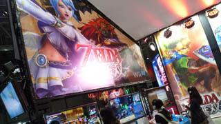 [TGS2014]黒の魔女軍で一騎当千! 『ゼルダ無双』新情報を総まとめ!
