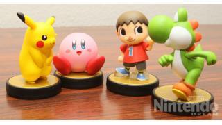 GAMESマーヤで『スマブラ for Wii U』最強amiibo決定戦が開催