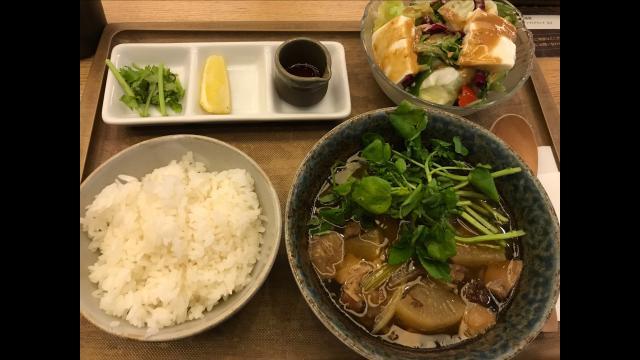 アキバ飯メモ7 「おむすびのGABA」