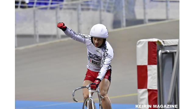第58回競輪祭 二日目 レポート 今日は久々に痺れたレースがありました&ダイヤモンドレースは原田研太朗選手!