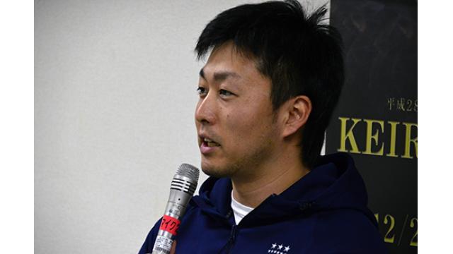 KEIRINグランプリ2016 記者会見コメント