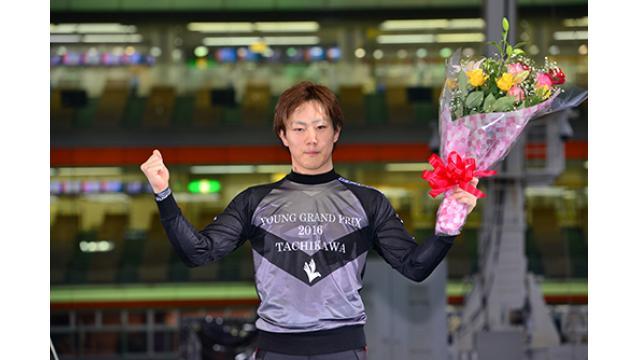 ヤンググランプリ2016 優勝は105期の渡邉雄太!残すは寺内大吉記念杯決勝とKEIRINグランプリ2016!