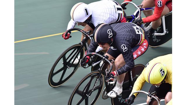 第4回国際自転車トラック競技支援競輪ウィンターレースin小田原初日 エボリューションレースレポート