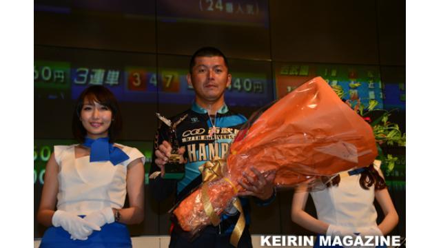 西武園67周年記念競輪の優勝は松谷秀幸選手でした&いろいろ!