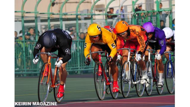 第71回日本選手権競輪(GI)五日目レポート