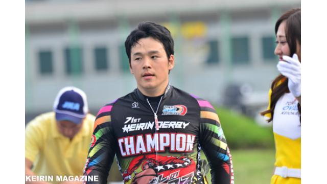 第71回日本選手権競輪(GI) 決勝 三谷竜生が優勝!!!