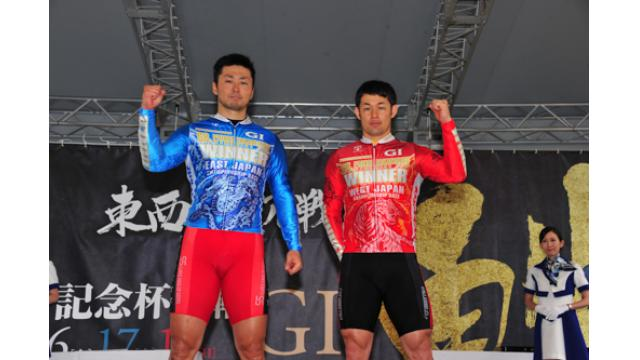 第68回高松宮記念杯競輪(GI)三日目レポート