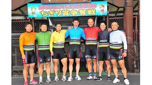 8月22日は豊橋エボリューションレース!本日は前検日