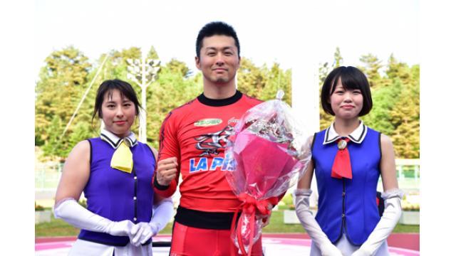 平成30年度全プロ選手権記念競輪 SPR賞を勝ったのは平原康多!