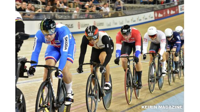 2018-2019 UCI Track Cycling World Cup 第2戦ミルトン・カナダ大会二日目を振り返って。
